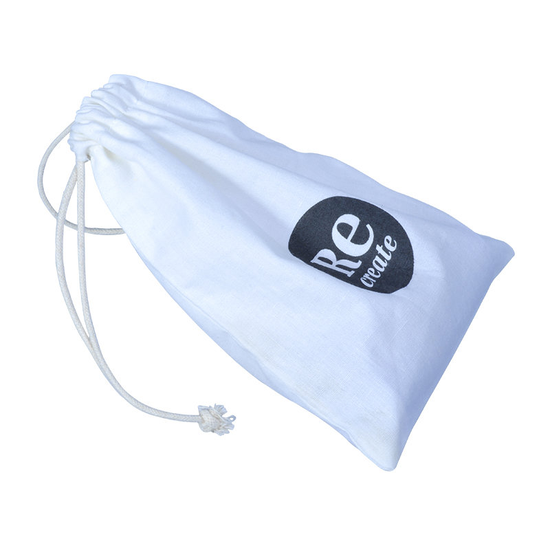 cotton jewelry drawstring pouches