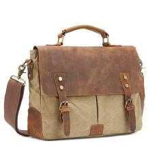 Canvas Bag with One Shoulder Strap
