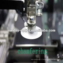 Chine société produire des fenêtres de saphir de haute qualité
