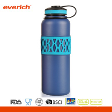 40 oz Double Wall Stainless Steel Isolated Beautiful Festival Bottle
