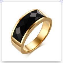 Joyería de acero inoxidable accesorios de moda anillo de moda (SR239)