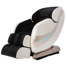 Electric Deluxe Salon Shiatsu Full Body Massage Infrared 4d Zero Gravity Recliner Chair with Jade Rollers