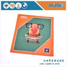 Impresión de sublimación personalizada Paño de limpieza de anteojos
