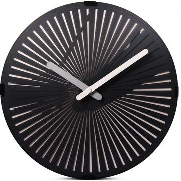Moving Wall Clock- Drumming 3