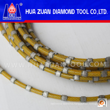 High Efficiency Diamond Cutting Wire for Stone Profiling