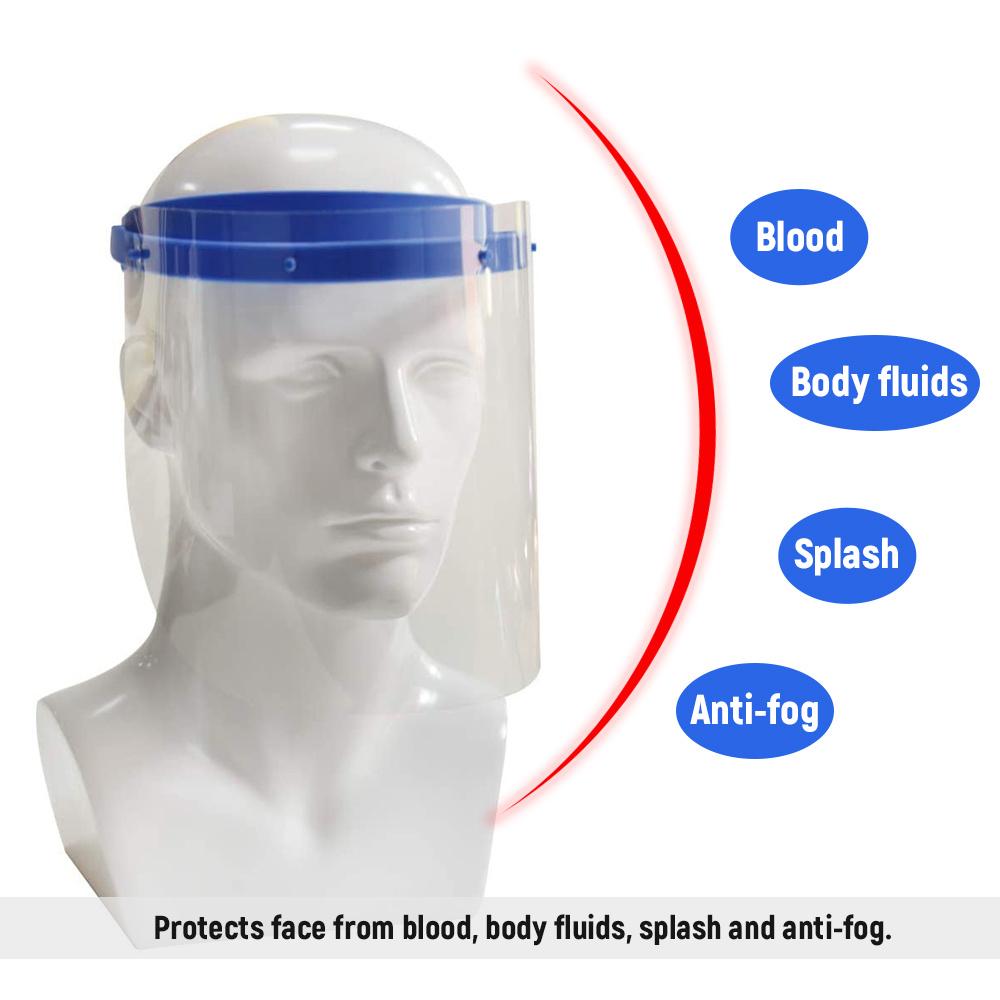 Pet Full Cover Visor Protective Face Shield3 Jpg