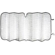 Silver color PE foam car sunshade