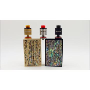 Marvec 218W box vape kit com dupla 18650