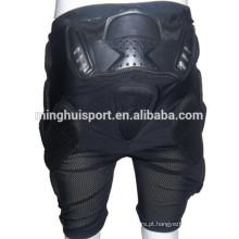 Seguro & Fashional Skate & Ski calças Motocicleta Hip Pants Protector Pads