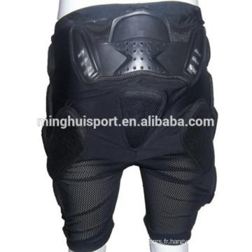 Pantalon de moto automatique pour ski / skate pantalon de sport court rembourré