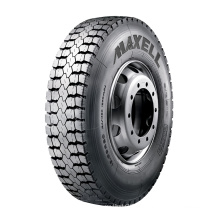 Durable Technology Long Hual MAXELL Long Hual 315/80R22.5  Heavy Truck Tire