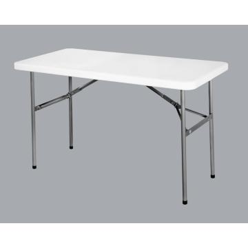 Table pliante rectangulaire 122 cm