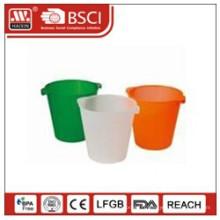 seau à glace en plastique populaire 3,8 L