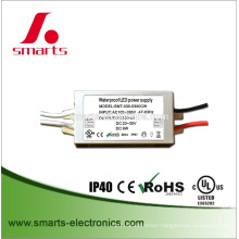 9w mini regulated constant current waterproof electronic led lights driver