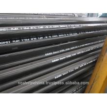 """Tubos de acero SeAH de 1/2 """"a 8"""" a AS, BS, JIS, ASTM, API o tubo de acero soldado, tubo de acero al carbono, tubo de acero galvanizado"""