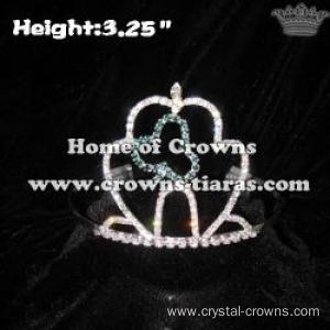Crystal Clovers St.Patrick's Day Pageant Crowns