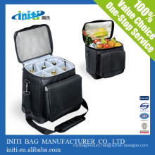 Customized Cheap insulated lunch cooler bag /bbq with cooler bag