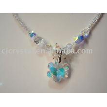 2015 Art und Weise bördelt Halskette für den Verkauf