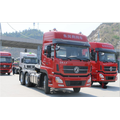DONGFENG 6 * 4 375hp 10 Wheels Tractor Head Truck