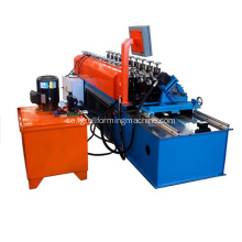 Tak Metal U kanal Roll Forming Machine