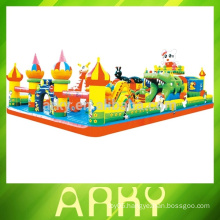 Funny Outdoor Inflatable Amusement Equipment for children