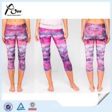 Calças de yoga de alta qualidade mulheres fitness
