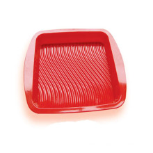 Molde de pastel personalizado de silicona LFGB