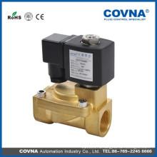 2-ходовой диафрагменный управляемый электромагнитный клапан, вода, воздух, масло, горячая вода 2-дюймовый латунный и электромагнитный клапан из нержавеющей стали 220V