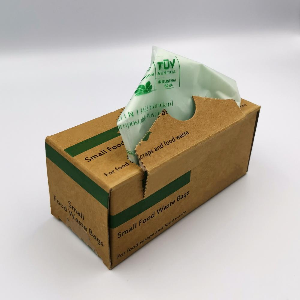 100% Biodegradabe Household Rubbish Bags