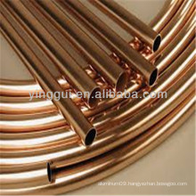 C10100 copper tubes for industrial applications