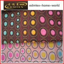 Poliéster tecido sofá jacquard EDM1035