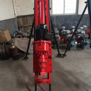 Mobile Core Drilling Digging Rigs Equipment