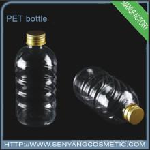 ПЭТ-пластиковая цилиндрическая бутылка Минеральная вода