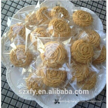 Clear Self-adhesive Cookie Plastic Packing Bag