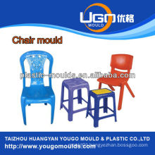 China manufacturer plastic injection molding chair scool chair mold
