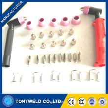 Peças sobressalentes de tocha de corte de plasma de 100% para AG60 SG55