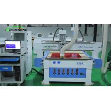 conception de porte en bois 1300 * 2500mm cnc routeur machine à bois