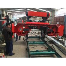 Electric Portable Sawmill Woodworking Horizontal Wood Saw Cutting Machine