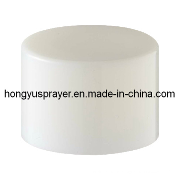Double Wall Plastic Bottle Cap for Tooth-Paste