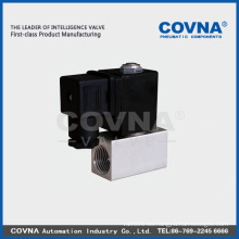 Válvula solenoide de aire de baja presión de Tpye de la guía de la CA 220V