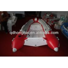 Barcos inflables del barco de la costilla de CE lujo