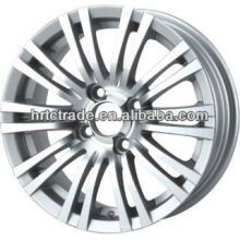15 pulgadas hermoso 4 agujero 100-114.3mm réplica de la rueda de coche deportivo