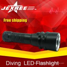 Cree LED-Taschenlampe glühen in der dunklen LED-Licht Fackel