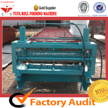 YF 840/900 Double Layer Rolling Machine