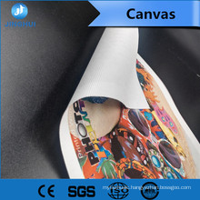 Polyester Blend 1.07m*30m canvas art supplies for Pigment Inks Printing