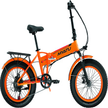 20 inch hidden battery electric bicycle