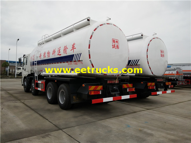 Dry Particle Tanker Trucks