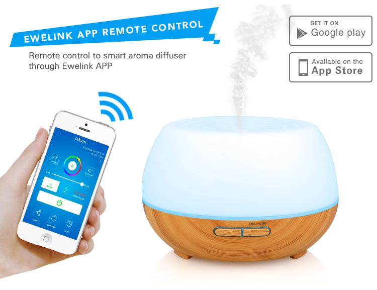 amazon oil diffuser humidifier