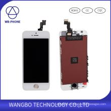 Pantalla de visualización móvil LCD para iPhone5S Touch Digitalizador Asamblea
