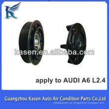 Denso 6SEU14C elétrico automotivo ac compressor embreagem para AUDI A6 Fábrica em Guangzhou